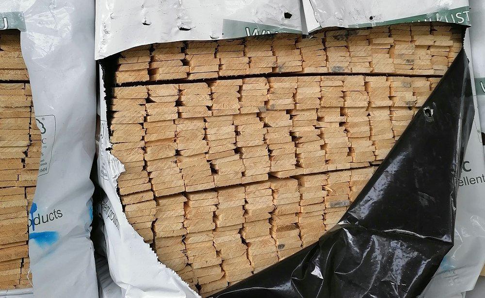 别慌!两个月内中国进口木材供应充足